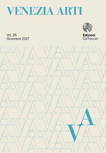 Journal Venezia Arti